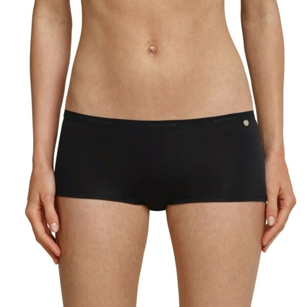 """3 Schiesser Damen Shorts, Serie """"95/5"""", Unterhosen, Slips, Unterwäsche, bequem"""