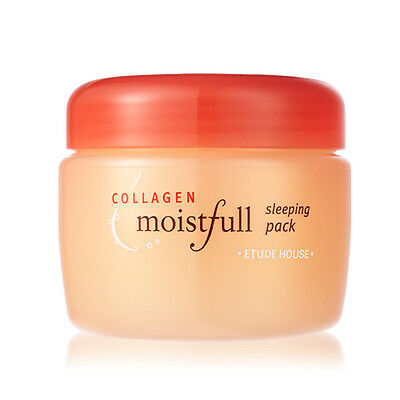 [ETUDE HOUSE] Moistfull Collagen Sleeping Pack 100 ml - Korea Cosmetic