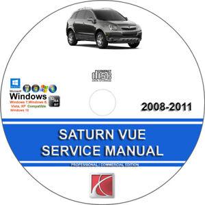 2006 saturn vue owners manual free