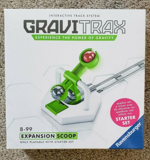 Ravensburger Gravitrax Expansion Scoop New Unopened in Original Packaging