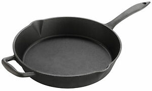Lagostina-Pre-seasoned-Ready-to-Use-Cast-Iron-Skillet-26cm-10-inch-paypal
