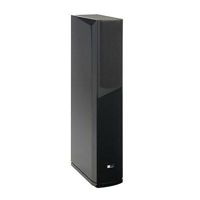 Pure Acoustics Dream 77F schwarz Links 1 Stück 3-Wege Standlautsprecher