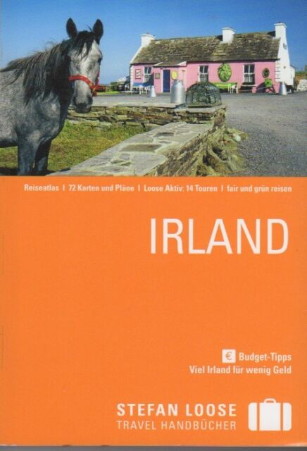 Stefan Loose Reiseführer Irland von Bernd Biege (2014, Taschenbuch)