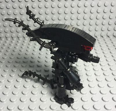 Lego New MOC Custom Alien / Space / Alien VS Predator ...