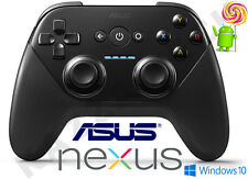 ASUS GAMEPAD CONTROLLER WIRELESS BLUETOOTH PER GOOGLE NEXUS lettore TV Android PC