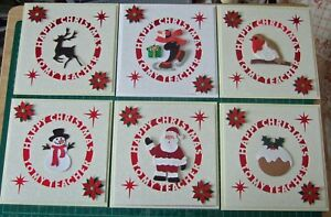 Christmas Cards For Teachers.Details About Luxury Glitter Christmas Cards For Teachers 6 Designs To Choose From