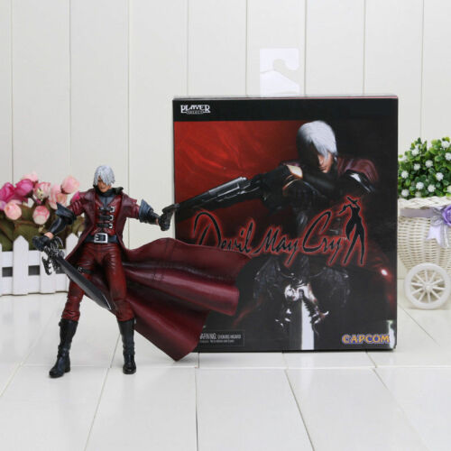 Action Figure Devil May Cry 18cm PVC