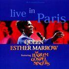 Queen Esther Marrow Live in Paris (& Harlem Gospel Singers) [CD]