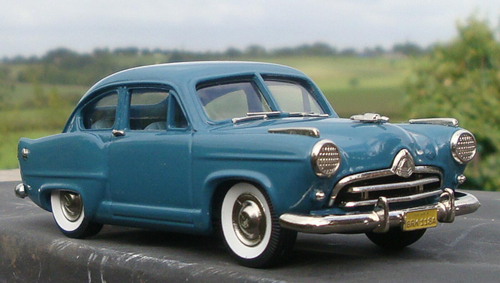 Brooklin modelle 1952 allstate de luxe - modell.