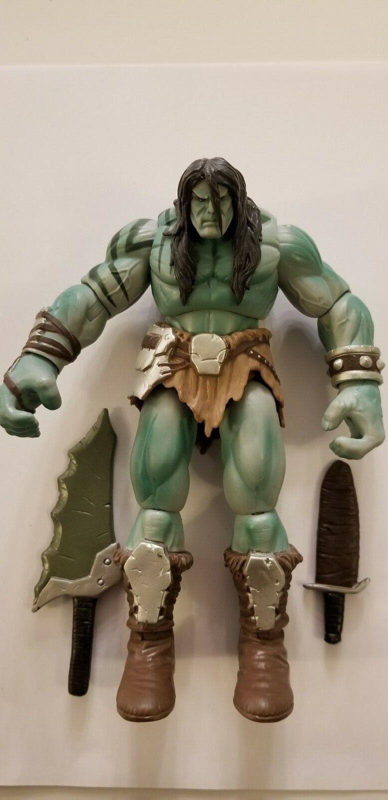 Marvel - legenden fin fang foom reihe 6  sohn des hulk abbildung