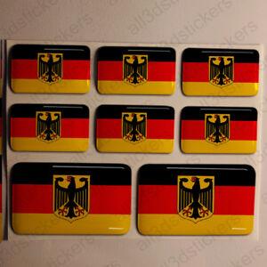 Aufkleber Bogen Deutschland Sticker Flagge Fahne