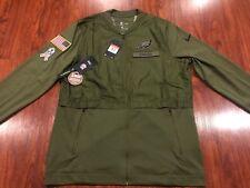 item 2 Nike Mens Philadelphia Eagles Salute To Service Hybrid Jacket Large L  Football -Nike Mens Philadelphia Eagles Salute To Service Hybrid Jacket  Large L ... 053331006