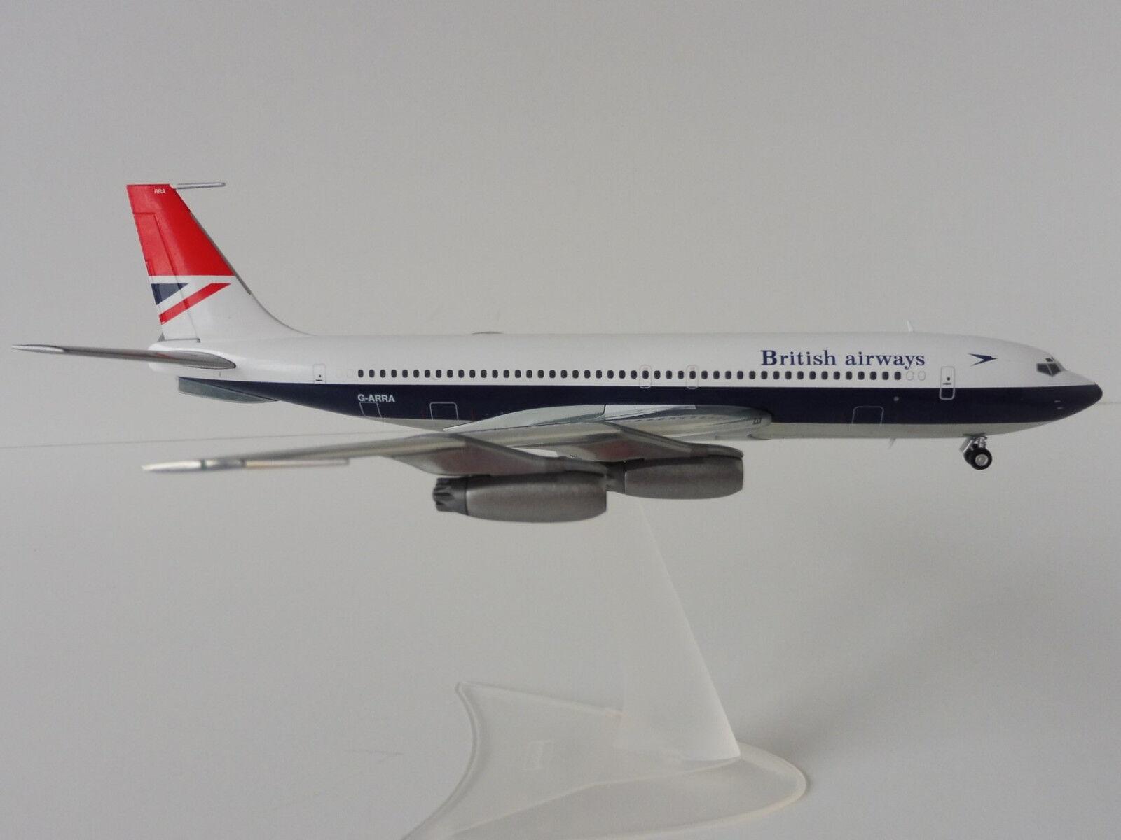 Boeing 707-400 British Airways 1 200 Herpa 558464 707 707 707 G-arra BOAC 92c85b