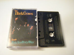 The-Black-Crows-Shake-Your-Money-Maker-Cassette-1990-Def-American-Recordings