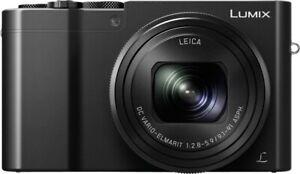 Digitalkamera von Panasonic Lumix Kompaktkamera (DMC-TZ101EGK) 20 Megapixel