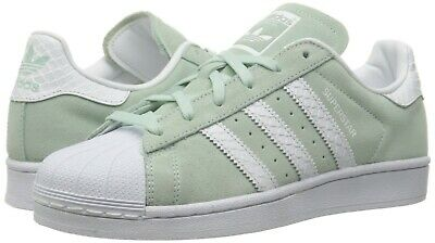 adidas Originals Women's Superstar Shoes Running.Color- Ice Mint ...