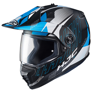 HJC DS-X1 Gravity Sport Touring Motorcycle Helmet