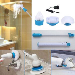 Turbo-Scrub-Rechargeable-Brosse-Nettoyage-Electrique-Entretien-Salle-de-Bain