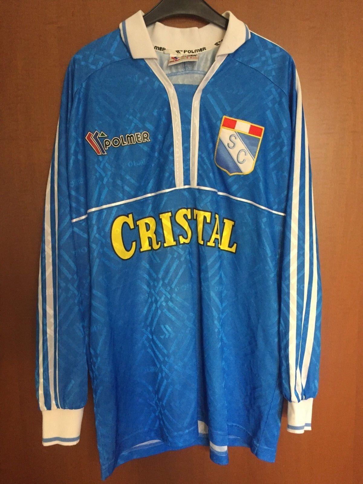 Maglia Shirt Trikot Camiseta Camisa Sporting Cristal SC Peru Libertadores