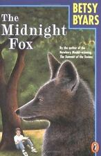 The Midnight Fox (Puffin story books) by Byars, Betsy