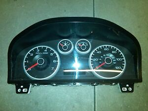 Image Is Loading 09 Ford Fusion Instrument Cer Sdometer Tach Odometer