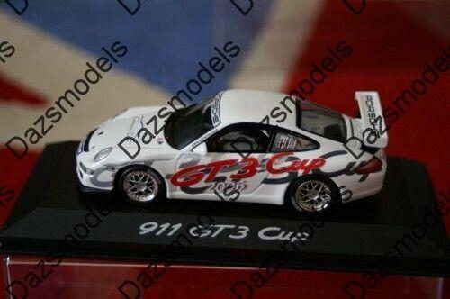 Minichamps Porsche 911 GT3 Cup 2006 Dealer Box WAP02012617