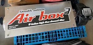 Air-Box-3-1200-CMF-Stealth-Edition-8-034-Stealth-F8-8-034-inline-Fan-Energy-Power-Prod