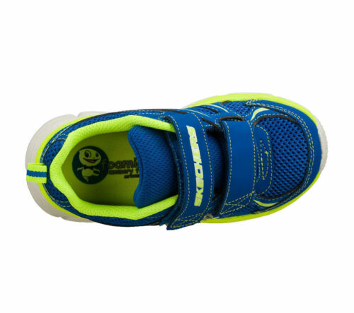 4 31 Eur Skechers Baskets Vert Bleu Lavables Uk Citron Speedees 21 Ch99 xqC6H
