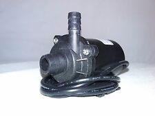 12VOLT DC SUBMERSIBLE WATER FOUNTAIN PUMP 120GPH 10' LIFT - 12V BATTERY OR SOLAR