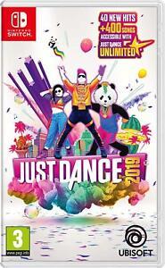 Just Dance 19 2019 - Nintendo Switch Tanzspiel - NEU OVP