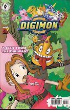 DIGIMON: DIGITAL MONSTERS #10 DARK HORSE COMICS