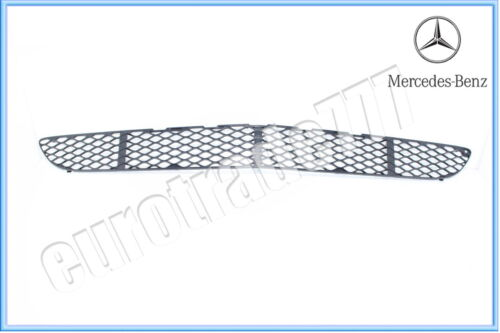 Genuine Front Bumper Lower Center Grille for Mercedes CLS-Class 2006-2008