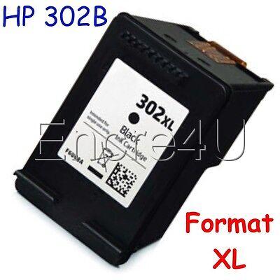 Cartouches d'encre compatibles pour imprimante HP DeskJet 1112 2130 : HP 302 XL
