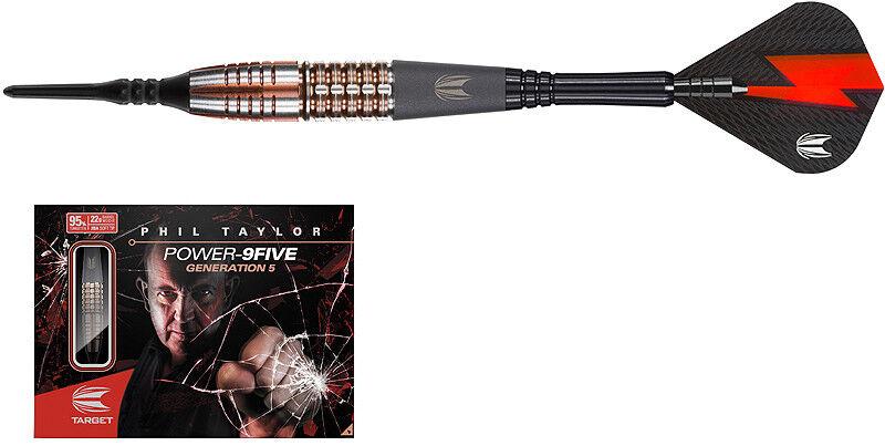 Darts TARGET Power 9Five G5 G5 G5 Japan Edition Phil Taylor 24g Softdarts - Dart Set c99747