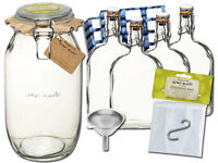 Damson Brook Sloe Gin Making Kit Make Your Own Home Made Liqueurs Gift