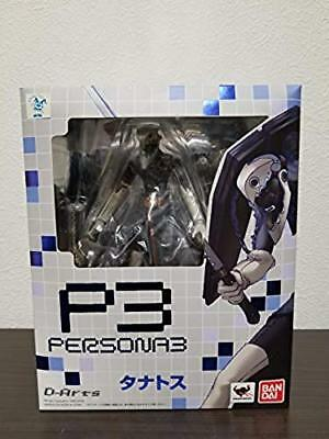 D Arts Persona 3 Thanatos Action Figure Bandai Tamashii Nations Japan F S Used Ebay
