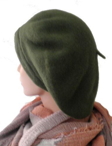 Da Donna Basco applicazione selettore colori francesi berretto lana autunno inverno
