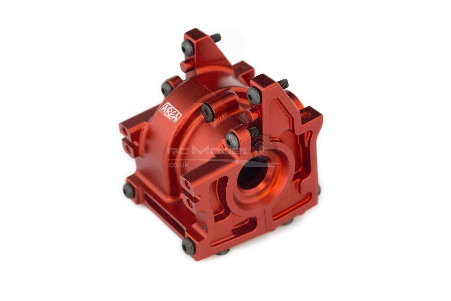 Area RC DBXL One-piece Front Diff Housing - RED