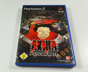 AKIRA-PSYCHO-BALL-Sony-PlayStation-2-PS2-Spiel-UK-CIB-PAL-VGC-Vintage-Game