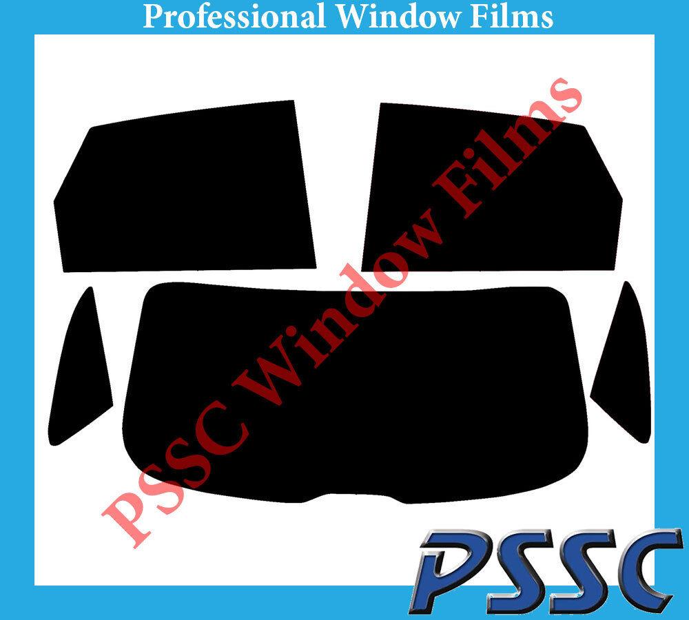 PSSC Pre Cut Rear Car Window Films - Audi Q3 2011 to 2014