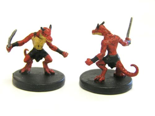Rage of Demons D/&D Icons of the Realms #003 Kobold Guard