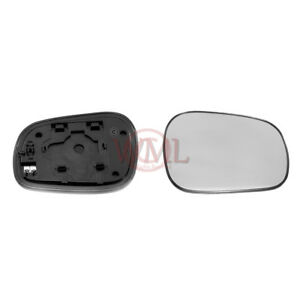 Car Wing SMART FORTWO 1998-2006 DOOR/WING MIRROR GLASS SILVER,NON HEATED&BASE,RIGHT SIDE Car Parts