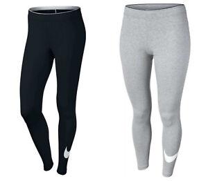 69a65a2eae Womens Nike Gym Leggings Sports Training Running Swoosh Leggins ...