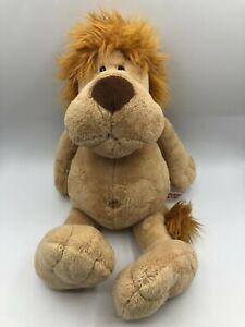 Official-NICI-Lion-Plush-Kids-Soft-Stuffed-Toy-Animal-Doll-Wild-Brown-Teddy-Bear
