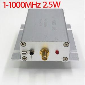 NEW  UHF 8W 150-340MHz PA8W1534MV RF Power Amplifier 12V
