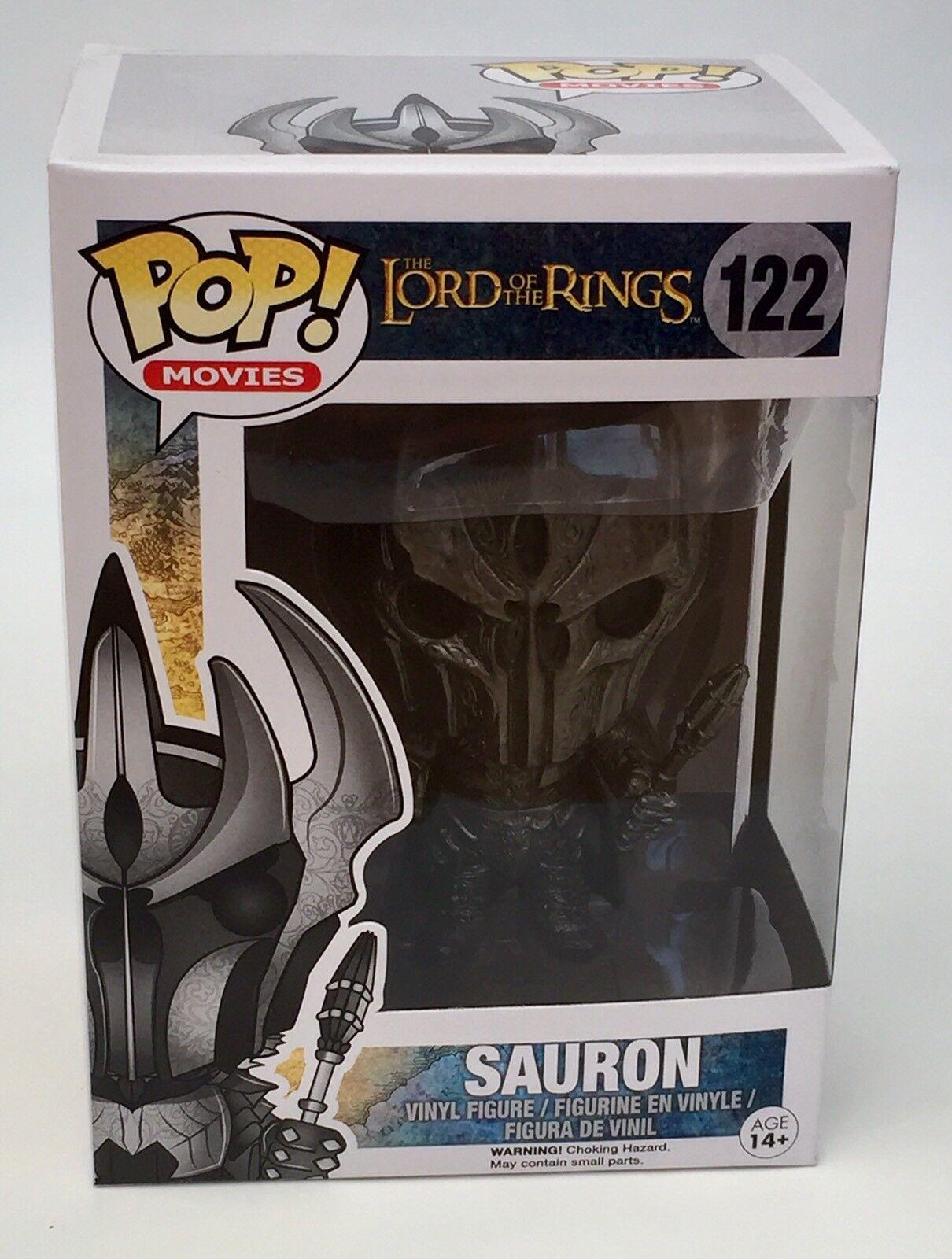 Il Signore degli Anelli Sauron Funko Pop Figura in vinile NUOVO 122