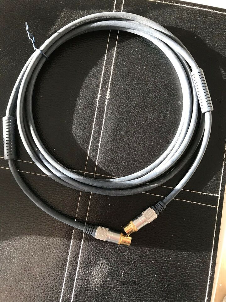 Coaxial, Home Cinema, 7,40 M/ 3 M m.