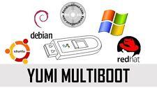 MULTIBOOT POUR CREER UNE CLE USB BOOTABLE (WINDOWS,UBUNTU,LINUX MINT,DEBIAN,ETC)