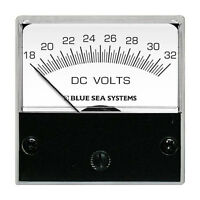 Blue Sea 8243 Voltmeter Micro Dc 18-32v