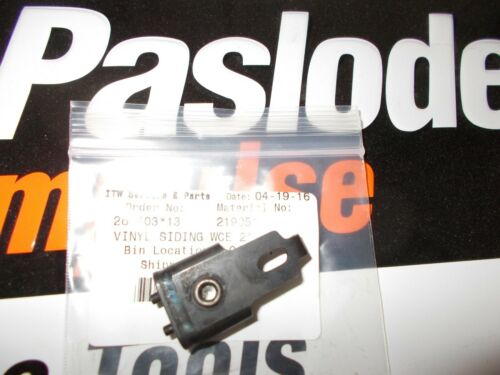 "/""NEW/"" Paslode Part # 219051 Vinyl Siding WCE 2/"""